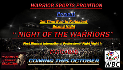 EVENTS – Warrior Sports Promotion